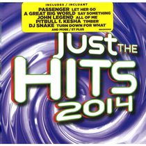 Various Artists - Just The Hits 2014