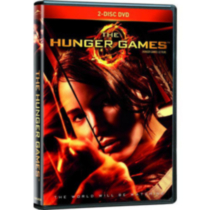 The Hunger Games (2-Disc DVD) (Bilingual)