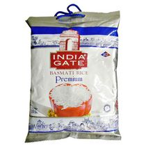 India Gate Basmati Rice Premium, 10 lbs