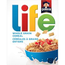 Quaker Life Whole Grain Cereal