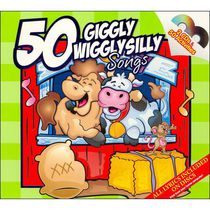 Twin Sisters - 50 Giggly Wiggly Silly Songs