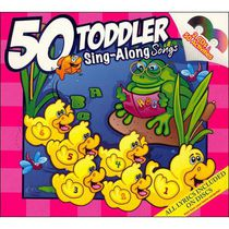 Twin Sisters - 50 Toddler Sing-Along Songs