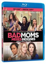 Bad Moms (Blu-ray + Digital Copy)