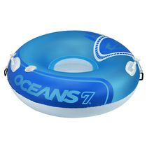 Oceans 7 Round River Sun Series Water Tube Blue