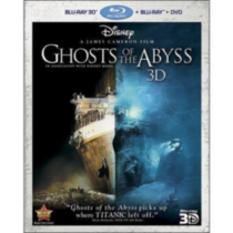 Ghosts Of The Abyss (3D Blu-ray + Blu-ray + DVD)