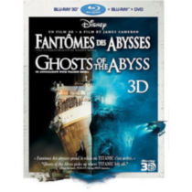Ghosts Of The Abyss (3D Blu-ray + Blu-ray + DVD) (Bilingual)