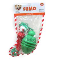 Sumo Medium Strong Quality Dog Toy
