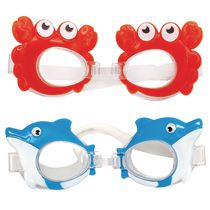 Dolfino® Child 2-Pack Animal Goggles