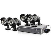 Swann 8 Channel Digital Video Recorder & 8 x PRO-A850 Cameras