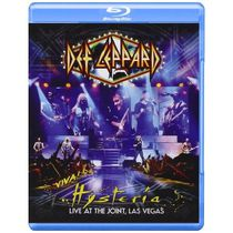 Def Leppard - Viva! Hysteria: Live At The Joint, Las Vegas (Music Blu-ray)