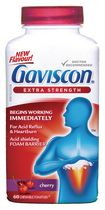Gaviscon Extra Strength Chewable Foamtabs