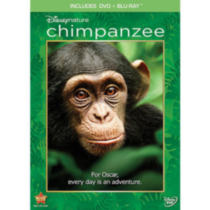 Disneynature: Chimpanzee (DVD + Blu-ray)