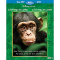 Disneynature: Chimpanzee (Blu-ray + DVD) (Bilingual)