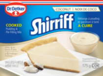 Shirriff Coconut Pudding and Pie Filling