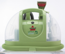 Aspirateur Little Green de Bissell