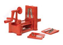 Paderno Veggie/Fruit Spiralizer Red