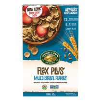 Nature's Path Organic Flax Plus Multibran Flakes Cereal