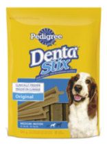 Pedigree Dentastix Medium Dog Chicken Flavour 441g