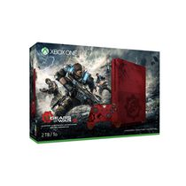 Xbox One S 2TB Gears of War 4 Limited Edition Bundle
