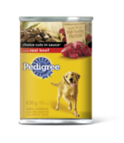 Pedigree Choice Cuts in Sauce - Beef 630g