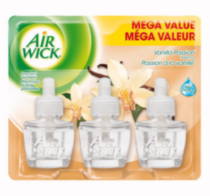 Airwick® Vanilla Passion Scented Oil Refills