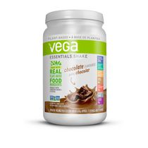 Vega Essentials Shake Gluten Free Chocolate Powder