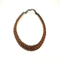 Fashion Hair Braided Hair Band NATURALE