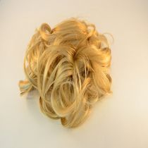 Fashion Hair 3 Prong Wavy Hairstyle Light Blonde