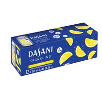 Dasani Sparkling Lemon 12x355mL