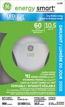 GE LED 11W A19 1PK Daylight