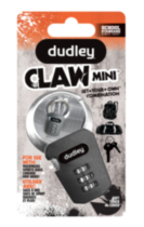 dudley® Claw Mini Lock