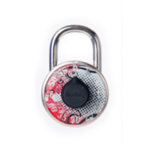 Master Lock Canada Asst Logo Combination Lock