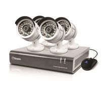 Swann 8 Channel Digital Video Recorder & 4 x PRO-A855 Cameras
