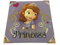 Mon-Tex Mills Princess Sofia Canvas Print  Wall Art