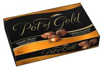 Chocolats Pot of Gold de la collection au caramel