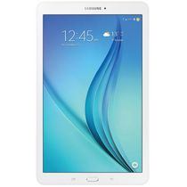 "Samsung 9.6"" Galaxy E Tablet White"