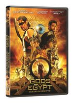 Gods Of Egypt DVD