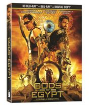 Gods Of Egypt 3D Blu-ray+Blu-ray+Digital Copy