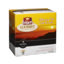 Folgers Morning Café K-Cup Coffee Pods