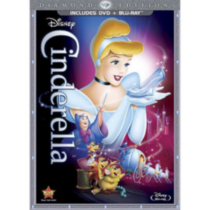 Cinderella (Diamond Edition) (2-Disc) (DVD + Blu-ray)