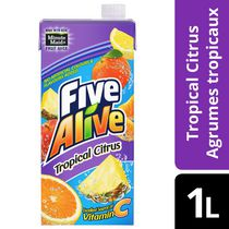 Five Alive Tropical Citrus 1L