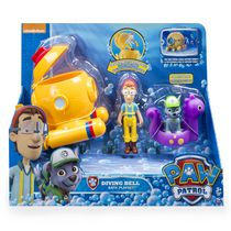 PAW Patrol Captain Turbot Bath Playset