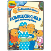 The Berenstain Bears: Homework Help (50th Anniversary Edition)