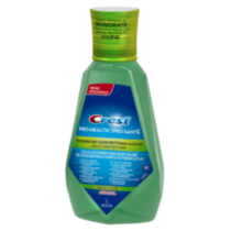 Crest Pro Health Invigorating Clean Multi Protection Rinse Mint Mouthwash
