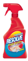 Resolve® Triple Action Carpet Stain Remover