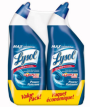 Lysol® Power Toilet Bowl Cleaner Value Pack