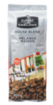 Our Finest House Blend Medium Roast Whole Bean Coffee