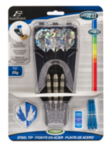 EPS 4.0 - Steel Tip Dart Set with Deluxe Case