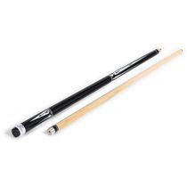 57 inch 2-Pc Deluxe Wood Billiard Cue