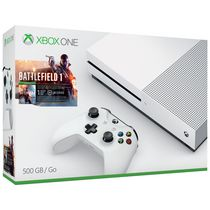 Xbox One S 500GB Battlefield™ 1 Bundle